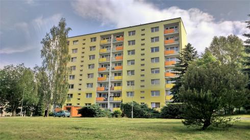Sídliště Sever v České Lípě má novou tvář a hlásí již téměř kompletní obsazenost