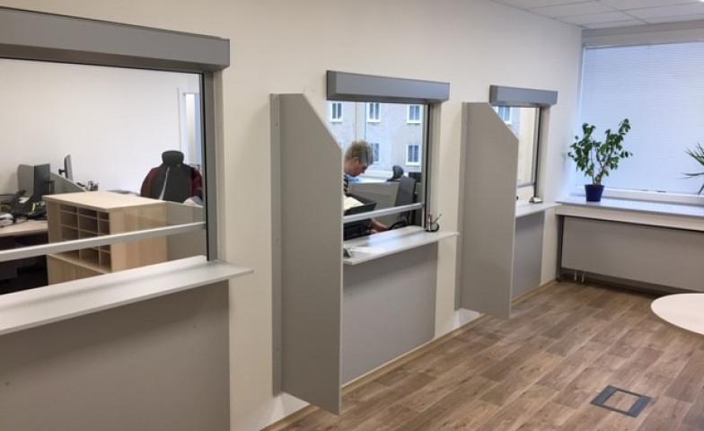 Klientské centrum v Litvínově má nové prostory